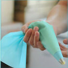 3 Sizes Silicone Reusable Icing Piping Cream Pastry Bag DIY Cake Decorating Tool