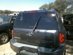 Trunk/Hatch/Tailgate Without Power Lift Fits 10-15 ARMADA 343741