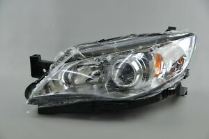 2012-2014 Subaru Impreza WRX Left Driver Side LH Halogen Headlight DEPO 12 13 14