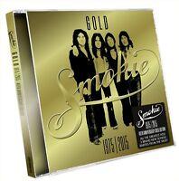 SMOKIE - GOLD: SMOKIE GREATEST HITS (40TH ANNIVERSARY EDITI 2 CD NEW+