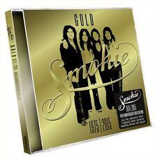SMOKIE - GOLD: SMOKIE GREATEST HITS (40TH ANNIVERSARY EDITI 2 CD NEUF