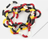 2x Tangles Fidget Relax Sensory Toy Therapy Fiddle Stress ADHD Autism Random Col