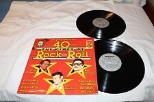 THE KINGS OF ROCK AND ROLL-2LP Limited Edition, Gatefold Cover, &Various Artists