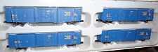 Z scale Azl - 4 Pack Pc&F Beer Car Golden West - D&Rgw - 90266-1