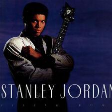 Stanley Jordan - Flying Home -cutout -  NEW - LP