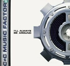 """C & C Music Factory I'll always be around (Jeep Mix)  [Maxi 12""""]"""
