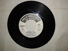 """Barbados Climax / """"Il Diario"""" – Disco Vinile 45 Giri 7"""" Edizione Promo JukeBox"""