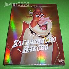 ZAFARRANCHO EN EL RANCHO CLASICO DISNEY 46 - DVD NUEVO Y PRECINTADO SLIPCOVER