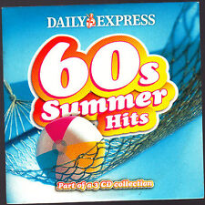 Promo CD, 60s summer Hits, Wipe Out, Baby Love, Sealed with a kiss