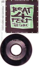 CD--BEAT 4 FEET ----2 VERSIONS, 1991, FEAT. KIM COOPER- DIFFRENT COVER
