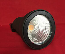NEW Hampton Bay Black LED Dimmable Large Cylinder Track Lighting Head 1616-BK
