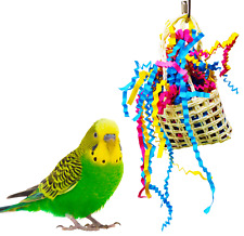 1007 GOODY BAG BIRD TOY Parrot cage toys cages cockatiel parakeet conure budgie