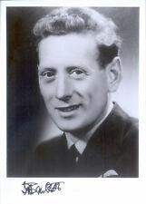 SPBB49 WW2 WWII RAF Battle of Britain hurricane pilot photo signed BARTLETT DSO