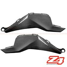 2012-2016 Honda CBR1000rr Gas Tank Side Cover Trim Fairing Cowling Carbon Fiber