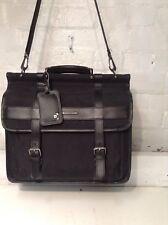Samsonite Lightweight Nero Messenger Bag Tracolla/Valigetta
