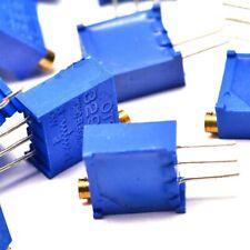 10pcs New Potentiometer 3006P 205 2M Precision Adjustable Resistor