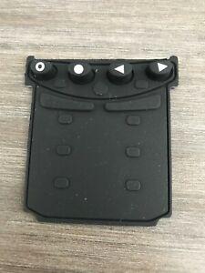 Kenwood K29-9043-02 Rubber Limitd Key Pad TK-272, TK-372 NEW OEM