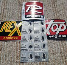 Rex By Novarossi Engine Decal Sheet RX-7//04P