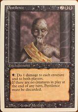 Pestilence x4 Revised MtG NM pack fresh