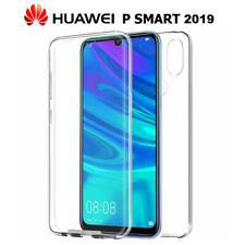 Funda Proteccion 360º Gel TPU Hibrida Transparente para Huawei P Smart 2019
