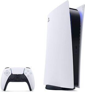 SONY PS5 PlayStation 5 Digital Edition 825GB SSD Precintada Envíos Rápidos 24H