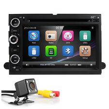 "7"" Car Stereo DVD Player for Ford F150 2004-2008 GPS Radio Bluetooth USB +CAMERA"
