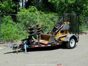 15 Boxer 320 Ride-On Compact Track Loader skid steer Toro Dingo DENVER COLORADO