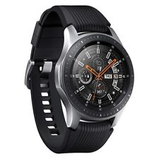 Samsung Galaxy Watch R800 Smartwatch 46mm silber Fitnesstracker Armbanduhr NEU!