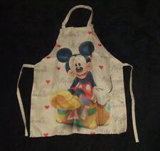 Boys/Girls Apron-Mickey Mouse Pattern Children's Brand New