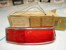 1970 DODGE VALIANT 4 DOOR LEFT SIDE TAIL LIGHT LENS & GASKET NOS MOPAR PN#642061