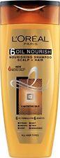L'Oreal Paris 6 Oil Nourish Shampoo Scalp and Hair 175ml Free Shipping