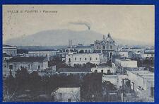 RICORDO DEL SANTUARIO DI POMPEI  viaggiata 1923 f/p #19509