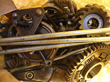 1986 Kawasaki Bayou ATV KLF 300 KLF300 4Wheeler B6 Misc. Engine Nuts Bolts Parts