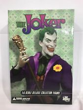 "DC Direct Classic JOKER 1:6 Scale 12"" Action Figure Joker Fish New In Box"