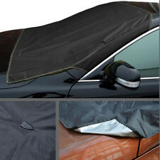 Car Windshield Cover Snow Prevent Ice Frost Protector Shield Magnet Tarp For BMW