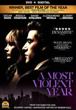 A Most Violent Year (DVD, 2015)