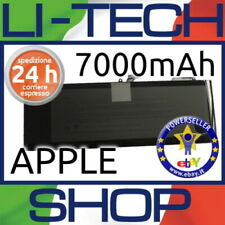 Batteria per APPLE MAC BOOK PRO 5.1 15.4 POLLICI 2009 ALUMINUM UNIBODY A1286