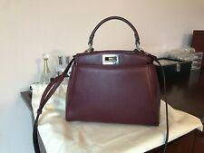 1fa99a5e79 Fendi Peekaboo Mini Bags & Handbags for Women for sale | eBay