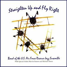 Straighten Up and Fly Right CD NEW