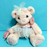 Enesco Precious Moments Premier Edition Ballerina Bear Plush Stuffed Toy 1999