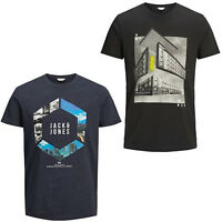 Jack & Jones Core T-Shirt Mens Short Sleeve Cotton Tee JCOAutumn