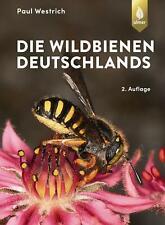 Die Wildbienen Deutschlands von Paul Westrich (2019, Gebundene Ausgabe)