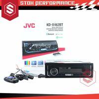 JVC KD-X462BT Digital Media Receiver Bluetooth USB AUX Car Stereo (NO CD)
