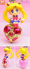 Bandai Sailor Moon Twinkle Dolly Part 2 Phone Strap Charm Figurine Moon