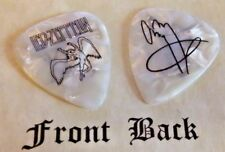 LED ZEPPELIN band signature Logo guitar pick - JIMMY PAGE (Q)