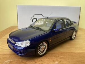 1:18 OTTO MOBILE FORD MONDEO ST200 LIMITED EDITION SALOON BLUE OT170 OTTOMOBILE