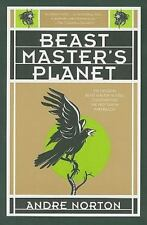 BEAST MASTER'S PLANET by Andre NortoN (2010, Softcover)