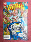 DC COMIC BATMAN No. 473 JANUARY 1992