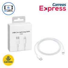 Cable iPhone USB-C a Lightning 1 Metro Tipo C Carga Rápida MQGJ2ZM/A