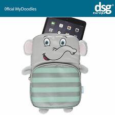 "Trendz My Doodles Elephant Children's 7"" Tablet Sleeve Kids' eReader Pouch Case"